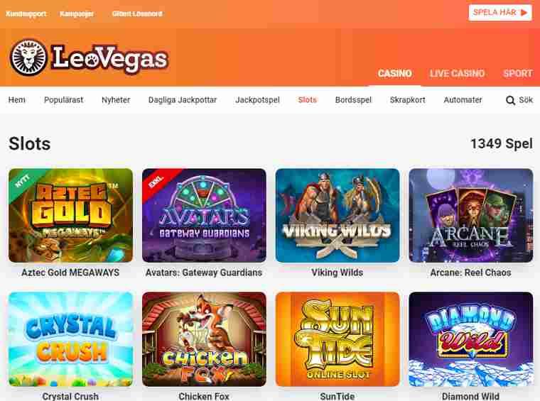 På senare tid har LeoVegas blivit känd som casinon som har Dolph Lundgren som sin kändisrepresentant, men långt innan detta arbetade denna exemplariska casino på nätet långt och hårt för att göra